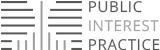 PUBLIC INTEREST PRACTICE Logo